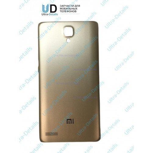 Задняя крышка для Xiaomi Redmi Note золотой