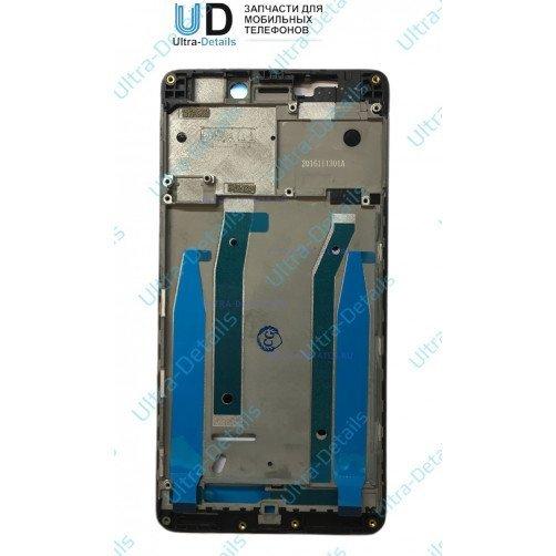 Рамка дисплея для Xiaomi Redmi 3 черный