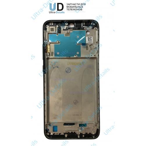 Рамка дисплея для Xiaomi Redmi Note 8 (черный)