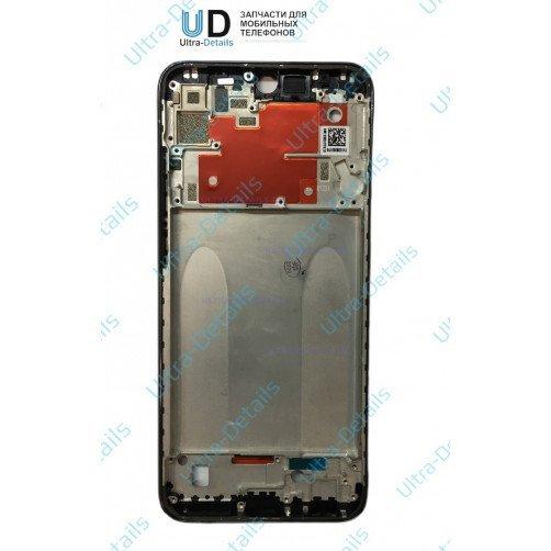 Рамка дисплея для Xiaomi Redmi Note 8T (черный)