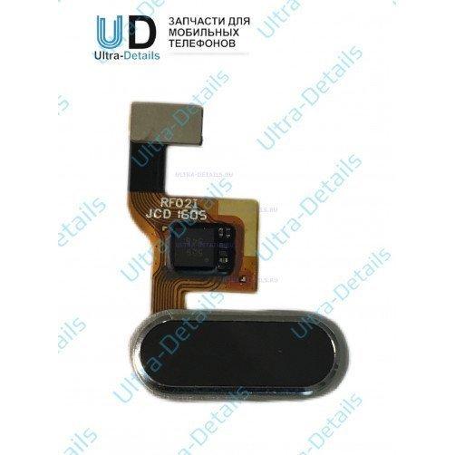 Шлейф для Xiaomi Mi Note 2 кнопки Home черный