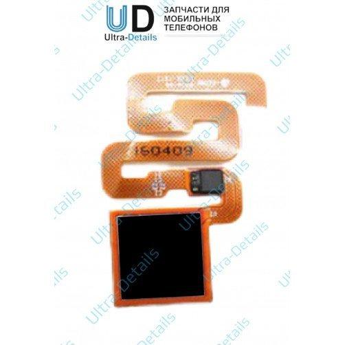Шлейф для Xiaomi Redmi 4X сканер отпечатка пальца (черный)